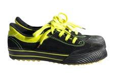 Athletische Fußbekleidung Stockfoto