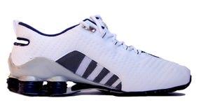 Athletischer Schuh Stockfoto