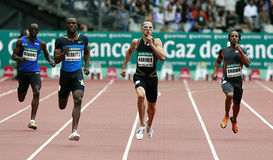 Athletisme Stockfoto