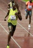 Athletissima 2009 Schraube Stockfotos