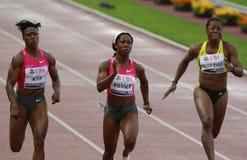 Athletissima Fraser 2009 imagem de stock