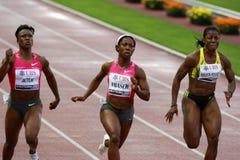 Athletissima Fraser 2009 Immagini Stock