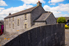 Athlone castle Stock Photo