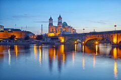 Athlone, Co.Westmeath, Ireland Stock Photography