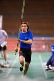 Athlétisme contactant 2010 Photos stock