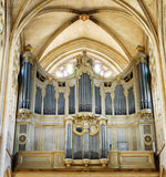 Сatholic church of Saint Germain of Auxerre in Paris, France. Royalty Free Stock Image