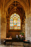 Сatholic church of Saint Germain of Auxerre in Paris, France. Royalty Free Stock Photos