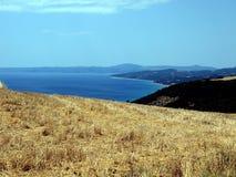 Athos,希腊 免版税库存照片