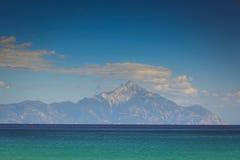 Athos Greece imagenes de archivo