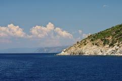Athos-Halbinsel, Griechenland Stockfoto