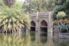 Athpula. At Lodi Gardens, New Delhi, India Stock Image