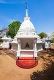 Athugala Viharaya Samadhi菩萨 库存照片