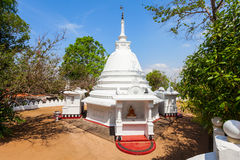 Athugala Viharaya Samadhi菩萨 免版税库存图片