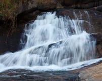 Athukadu Waterfall Stock Photo