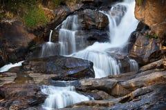 Athukadu Waterfall Stock Photos