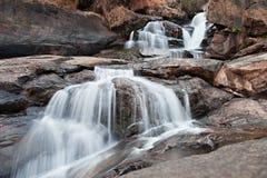 Athukadu waterfall Stock Photography