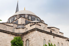 Atik Ali Camii. Old mosque exterior Stock Images