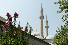 Atik Valide meczet, Istanbuł, Turcja Fotografia Stock