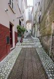 Atina,瓦尔二科米诺岛, Ciociaria,意大利 图库摄影