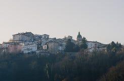 Atina,瓦尔二科米诺岛, Ciociaria,意大利 库存图片