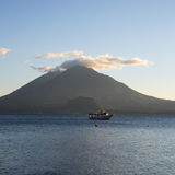 Atitlán Lake, Guatemala Stock Photos