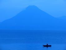 atitlan озеро Стоковые Изображения