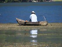 atitlan озеро Стоковое Изображение RF