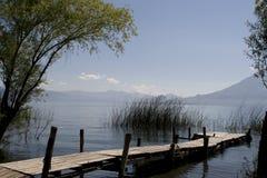 atitlan lac Obrazy Royalty Free