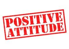 Atitude positiva Fotografia de Stock