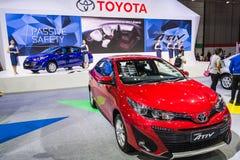 Ativ de yaris de Toyota Images stock