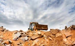 Atividade da construção Imagem de Stock Royalty Free