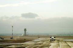 Atividade de aeroporto fotografia de stock royalty free