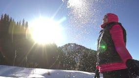 Atividades do inverno filme