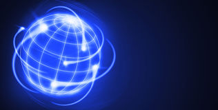 Atividades internacionais Imagens de Stock