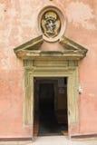Atki de StaniÄ… en Polonia, convento histórico, las monjas del Benedic Imágenes de archivo libres de regalías