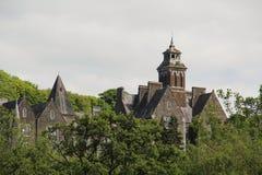 Atkins Hall, город пробочки, Ирландия стоковая фотография