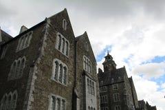Atkins Hall, город пробочки, Ирландия стоковые изображения