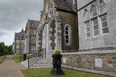 Atkins Hall, город пробочки, Ирландия стоковое фото rf
