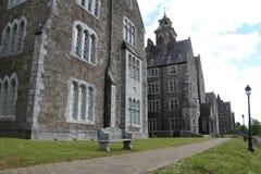 Atkins Hall, Cork City, Irlande images stock