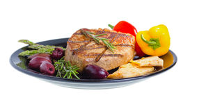 Atkins mediterranean diet. Stock Photography