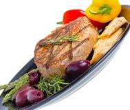 Atkins mediterranean diet. Royalty Free Stock Photo
