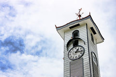 Atkinson Clock Tower Royalty Free Stock Images
