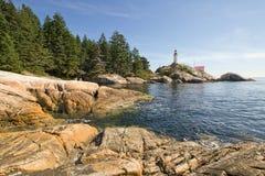 atkinson punkt latarni morskiej punkt Vancouver obrazy stock