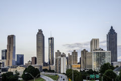 ATL in the Morning Stock Photography