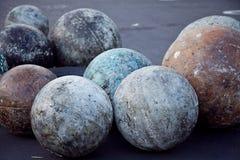 Atlantów kamienie zdjęcie stock