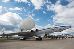 Atlant Ciężki ładunku samolot zdjęcie royalty free