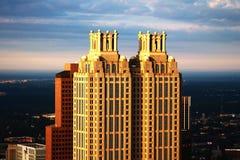 Atlanta& x27; башни s южные Стоковая Фотография RF