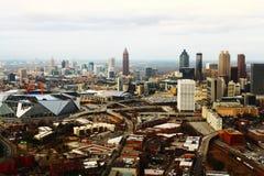 Atlanta& x27; конец s южный Стоковые Изображения RF