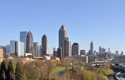 Atlanta Imagens de Stock Royalty Free