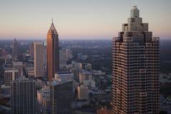 Atlanta Stockfotos